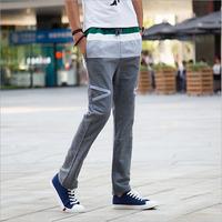 DG-25 2014 Autumn winter Korean style Slim fit Sports Fashion Sport Outdoor Jogger Men hip hop fashion Mens sweatpants