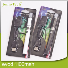 2014 MT3 eVod Starter Kit Electronic Cigarette kits 1100mah Rechargable Evod Battery E Cigarette Kits USB