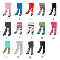 Free Shipping Hot 2014 Girls Socks Children Accessories colors stripe Print Cotton Kids Socks Baby Girls Pantyhose