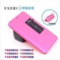 For Huawei X1 smart sleep phone cover 7D-503L dormant original leather X1 7D-501U glory X1 mobile phone case