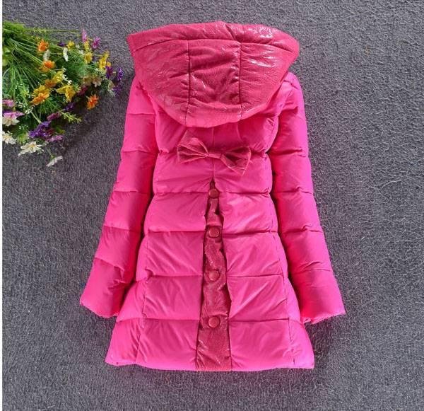 Пуховик для девочек OTHER roupas meninas S576 20140911 комплект одежды для девочек roupas infantil meninas 2015 2pc minnie