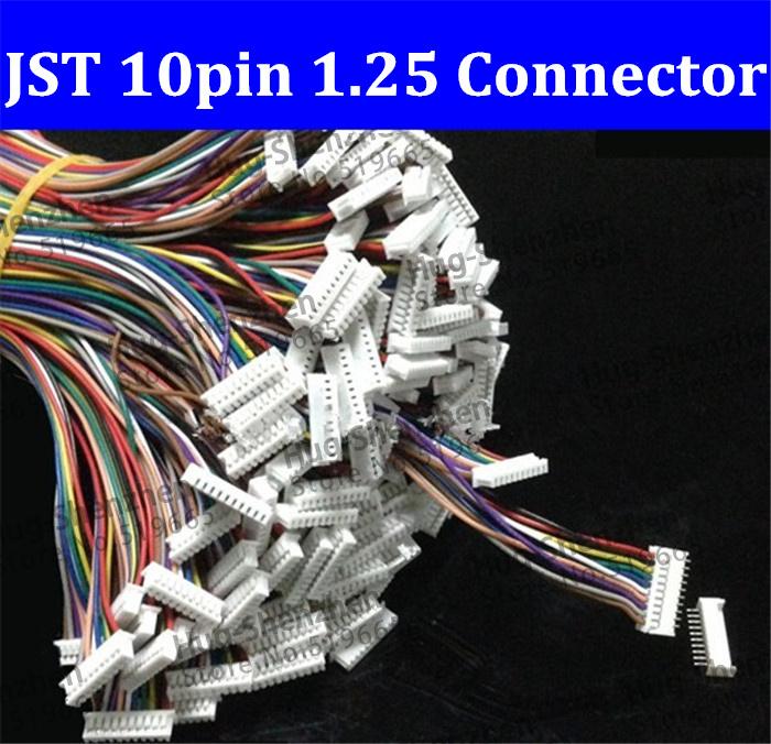Разъем mini. t/1 10/1,25 /.wire x 100