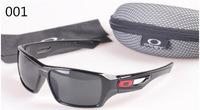 Fashion Summer Pilot Coating   Vintage  Men Women Brand Designer sunglasses for  Sports Driving Oculos 9036 with case