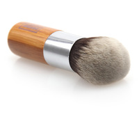 Real Techniques coffee Professional wood makeup brushes Super soft hair face Foundation blusher brush women beauty Cosmetic tool