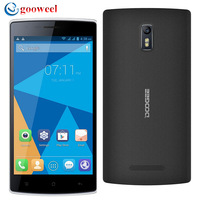 DOOGEE KISSME DG580 Smartphone 5.5 Inch Screen cell phone MTK6582 quad core mobile phone Android 4.4 Wake Gesture HOTKNOT