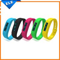 Original Silicone Bluetooth sport Bracelet Sleep Healthy Bracelet Tracking Health Fitness Pedometer Smart Sports Bracelet