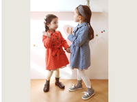 autumn and  winter high quality girl coat jacket ,children's clothing