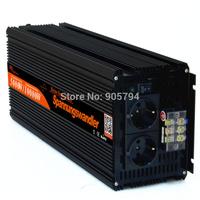 5000w MAX10000W pure sine wave power inverter 24v DC to AC 220v 230v 240v,brandnew high quality DHL shipping