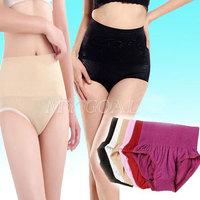 Lady Tummy Knickers Pant Panty High Waist Girdle Body Shaper Slimming Underwear
