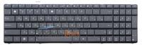 For ASUS X53B X53BE X53BR X53BY X53Sc X53SD X53SJ X53TA X53TK X53U X53Z Keyboard RU russian black F2 Wireless free shipping