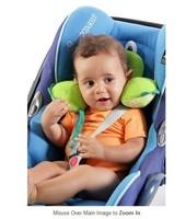 Cute Infant U-shaped Neck total support Headrest Travel Friends Car Seat Pillow baby Stroller Cushion kids u pillow (0-18M)