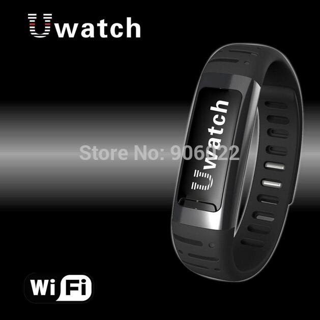 2014 New Smart OLED Silocone Sport Bluetooth U9 Bracelet Wrist Wifi Watch- Call ID/Answer// Waterproof for Iphone Samsung gifts(China (Mainland))