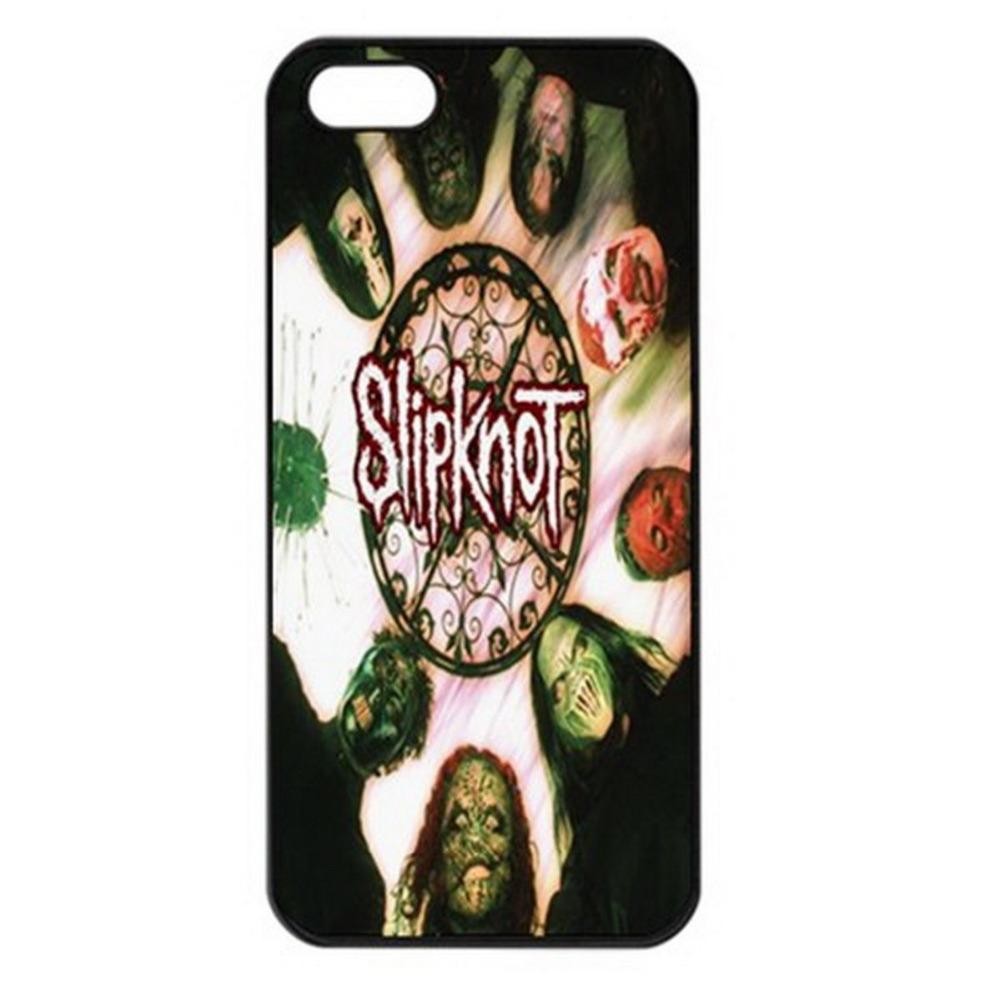 Slipknot Rock de plástico rígido de volta caso tampa do telefone celular para Apple iPhone 4 e 4S casos para i Phone 4 e 4S(China (Mainland))