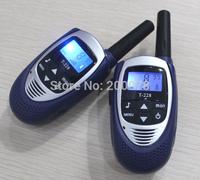 2014 upgrade mini portable mobile radio walkie talkies kids UHF cb radios interphone 22 FRS/GMRS walkie talkie+99 private code