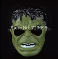 Surprise Price! 5pcs New Incredible Hulk Green Giant Man Cartoon Mask Halloween Masks