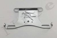 Chrome Plate Fender Eliminator Tidy Tail For Suzuki Hayabusa 1300 2008 2009