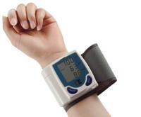 Digital LCD Wrist Cuff Arm Blood Pressure Monitor Heart Beat Meter Health Care Machine health monitors