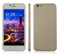 Tengda I6++ Smartphone Android 4.2 MTK6582 quad core mobile phone 4.7 Inch IPS QHD Screen 3G GPS cell phone