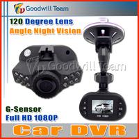 C600 Car DVR C600 Car Black Box Full HD 1080P 25FPS  Recorder with Motion Detection Night Vision G-sensor  5.0MP