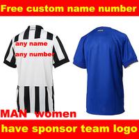 14 15 soccer jersey  2015 thailand quality home away  jersey Futbol Shirt  Jersey anti pilling jersey