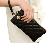 2014 European style Fashion Women Medium handbags Ladies'classic wallets women leather messenger bags free shipping