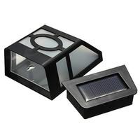 waterprrof LED / Solar Lamps house number light / fence lantern / garden light eco lamp energy saving 10PCS