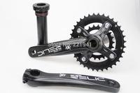 New High Quality Fat Bike Aluminum Crankset Bottom Bracket 22T-36T Bicycle Parts 170MM Crank Arm