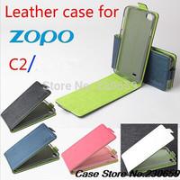 For ZOPO ZP980 C2 Case Flip case cover for ZOPO ZP980 C2 ,for ZOPO ZP980 C2  stand Flip Cover  free shipping