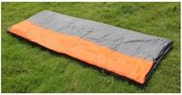 Envelope sleeping bags lovers spring and autumn adult cotton sleep bag, 190T polyester taffeta,180x70cm