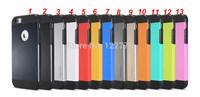 Top Quality SGP SPIGEN Slim Armor Plastic+TPU Case for iPhone 6 4.7''