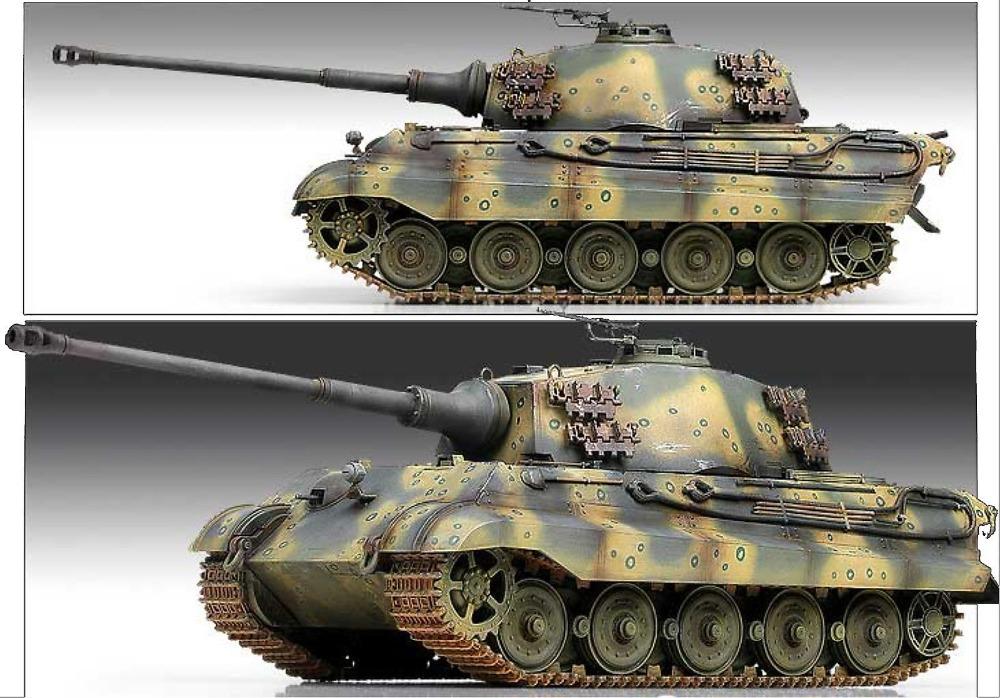 Plastic Models Tanks Tank Plastic Model Kit