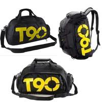 2014 new fashion T90 Brand Waterproof Mulitifunctional Outdoor Men luggage & travel bag men's backpacks sports bags 50L