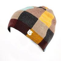 Burton   knitted  winter hat man warm winter lattice boom outdoor ski hat nodding  cap    free  shipping