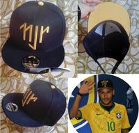 New fashion Neymar de Silva JR Cap njr Baseball Cap Hip Hop Snapback Cap casquette