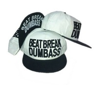 BEATBREAX DUMBASS Snapback hats Adjustable 2014 Summer mens womens baseball caps Free Shipping