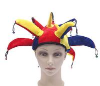 Free shipping Clown hat