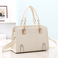 Free shipping Ms han edition fashion female package 2014 new trend new bag chain handbag shape single shoulder bag