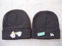 Cayler & Sons Kush Beanies hats Rolling Hand brand designer mens women winter knitted caps Free shipping