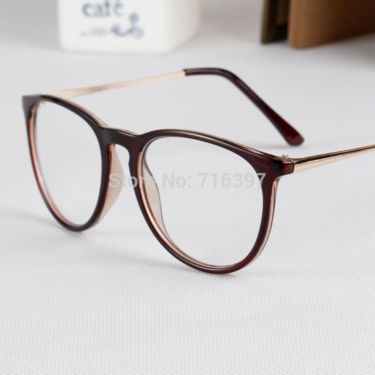 Glasses Frame In Style : Aliexpress.com : Buy 2015 I bright Fashion Men/Women ...