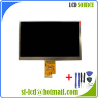 "For Lenovo 7"" LE PAD A1-07 Lcd Display screen Panel Replacement Repairing Parts free shipping 100% good working"