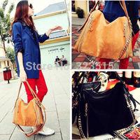 2014 Fashion Women Brand Handbag Faux Leather Satchel Shoulder Bag Tote Hobo MessengerFree Shipping dropshipping
