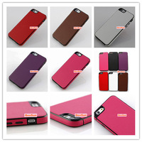 Color Litchi Shock Proof Skid Proof Non Slip Shockproof Cover Protective Case For Apple IPhone 6 4.7'' 4.7 Inch IPhone6 Pouch