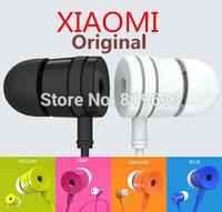 New Arrival Original Xiaomi Earphone Headphone Headset Piston Simple Version With Micphone For Xiaomi M2A M2S Mi2 Mi2s M3 Mi3