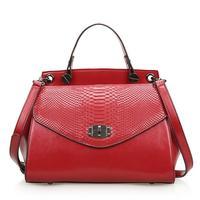 2014 new crocodile leather handbag  LOCK COWSKIN leather bagS Messenger bagS  handbag totes women