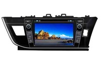 For Toyota Corolla RHD 2013 Car DVD with GPS,Bluetooth,ipod,PIP,Games,Dual Zone,Steering Wheel Control