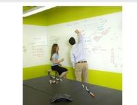 DIY stick whiteboard  Whiteboard sticker write a drawing board strap post-it note memo Home Decor Wall Sticker 150 * 210 cm