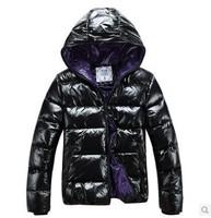 2014 NEW Winter Plus Size 4XL High Quality Men's Down Jacket For Men Women Waterproof  Hood Men Duck Down Winter jackets/Vests