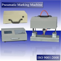 Free shipping!!!portable chassis dot peen marking machine Brazil popular(JQT)