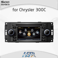 car radio for Chrysler 300c PT Cruiser Dodge Ram CHARGER Jeep Grand Cherokee DVD GPS USB SD TV MP3 Phone Disc memory 3G WIFI