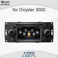 car radio for Chrysler 300c PT Cruiser Dodge Ram CHARGER Jeep Grand Cherokee DVD GPS USB SD TV MP3 Phone Disc memory 3G WIFI